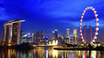 Singapore Hop-On Hop-Off Night Tour, Singapore, Self-guided Tours & Rentals
