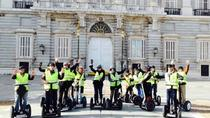 Madrid City Center Segway Tour, Madrid, Vespa, Scooter & Moped Tours