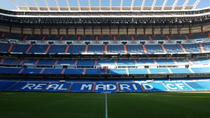 Madrid Segway Tour with Santiago Bernabeu Stadium Admission