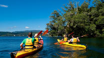 Lake Rotoiti Hot Pools and Glowworm Cave Kayak Tour from Rotorua, Rotorua, Kayaking & Canoeing