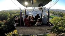 Hot-Air Balloon Ride over Aranjuez with Optional Transport from Madrid, Madrid, Balloon Rides