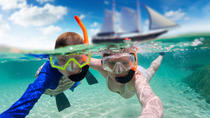 Morning Adventure Snorkel Sail with Open Bar and Delicious Lunch, Aruba, null