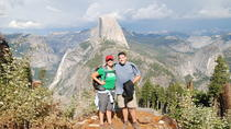 Yosemite Yoga Hike, Yosemite National Park, Day Trips