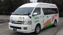 Shared Departure Transfer: Hotel to Narita International Airport