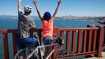 Bike & Brew: Visite guidée du Golden Gate Bridge avec déjeuner au Local Hotspot, San Francisco, Bike & Mountain Bike Tours