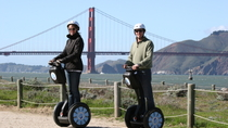 San Francisco-combinatie: Alcatraz en Segwaytour door de stad, San Francisco, Segway-tours