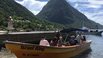 St Lucia Boat Tour to Soufriere: Full Day Private Charter, St Lucia, Day Cruises