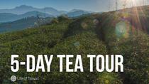 Taiwan Tea Tour (5-Day Private Tour), Taipei, Coffee & Tea Tours