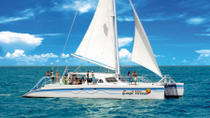 Deserted Island Catamaran Day Sail from Fajardo, San Juan, Catamaran Cruises