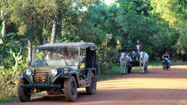 Half Day Floating Village Jeep Tour from Siem Reap, Siem Reap, 4WD, ATV & Off-Road Tours