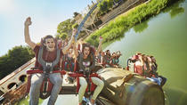 PortAventura Park, PortAventura Caribe Aquatic Park, and Ferrari Land Entrance Ticket, Barcelona, ...