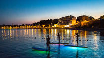 Stand Up Paddleboarding Glow tour a Stobrec, Split, Stand Up Paddleboarding