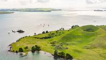 Auckland Helicopter Tour and Waiheke Island Winery Lunch, Auckland, Bike & Mountain Bike Tours