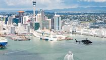 Fly and Dine Auckland Waterfront at Fish Restaurant by the Hilton Hotel, Auckland, Food Tours