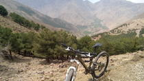 Day Biking trip Atlas Mountains
