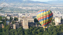 BALLOON RIDE, Granada