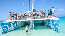 Kitty Katt Catamaran Cruise Turks and Caicos, Providenciales, Catamaran Cruises