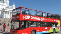 Helsinki 24h Hop-On Hop-Off tour Autumn, Helsinki, Hop-on Hop-off Tours