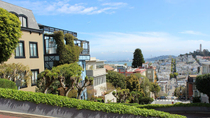 Caminata urbana por San Francisco: Coit Tower, Lombard Street y North Beach, San Francisco, ...