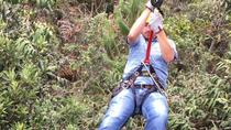 HIGHEST ZIP LINE IN COLOMBIA: FROM BOGOTA, Bogotá, Ziplines