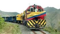 SENSATIONAL STEAM TRAIN TO ZIPAQUIRA, Bogotá, Private Sightseeing Tours