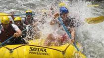 WHITE WATER RAFTING FROM BOGOTA, ボゴタ