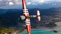 Mental Aerobatic Mission In A Soviet Warbird Over The Whitsundays!, Airlie Beach, Air Tours