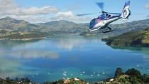 Akaroa Helicopter Tour from Christchurch, Christchurch