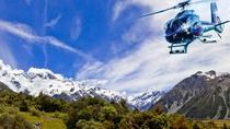 Aoraki Mount Cook & Lord of the Rings Country, Christchurch, Air Tours