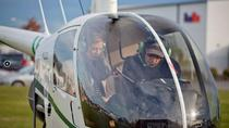 Helicopter Trial Flight - fly a helicopter, Christchurch, Helicopter Tours