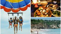 South Bali Tour with Water Sports Activities, Kuta, 4WD, ATV & Off-Road Tours