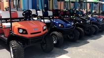 24 Hour Golf Cart Rental (4 passenger), South Padre Island