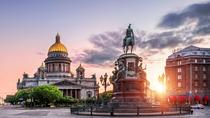 2-Day Group Shore Excursion in St Petersburg with Faberge Museum & Boat Cruise, St Petersburg,...