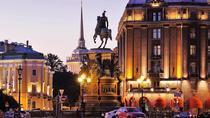 2-day Private Shore Excursion with Evening Canal Cruise, St Petersburg, Day Cruises