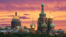 2-Day Shore Excursion - Classic St Petersburg with Evening Music Show-Concert, St Petersburg,...
