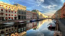 3-Days in St Petersburg - All-inclusive Private Tour with Professional Guide, St Petersburg,...