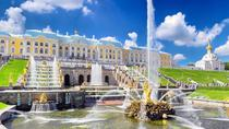 Best of St Petersburg - Private 1-Day Tour with Hermitage & Peterhof, St Petersburg
