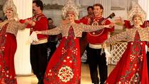 Folk Show of Traditional Russian Dancing & Singing at Nikolayevsky Palace, St Petersburg, Theater, ...