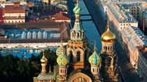 Full-Day Shore Excursion - St Petersburg Highlights and Vodka Museum, St Petersburg, Ports of Call...