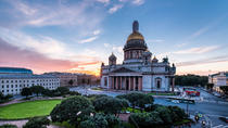 One-Day Trip to St Petersburg from Moscow by Train, Moscow, Day Trips