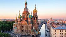 Private 2-Day Shore Excursion in St Petersburg: Visa-free Tour with Canal Cruise, St Petersburg, ...