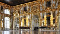 Private Tour to the Fountains of Peterhof and Catherine's Palace by Hydrofoil, St Petersburg, ...