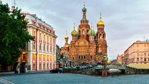 Two-Day Private Visa-Free Excursion - Best of St Petersburg & Faberge Museum, St Petersburg, Ports...