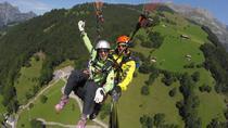 Paragliding tandem flights, Lucerne, Air Tours