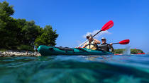 Small-Group Sea Kayaking Adventure from Hvar Island to the Pakleni Islands, Hvar, Kayaking & ...