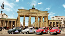 Berlin Discovery Tour in an Oldtimer Volkswagen Beetle, Berlin, Cultural Tours