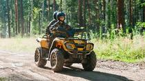 ATV tour to Shunut Mountain, Oeral