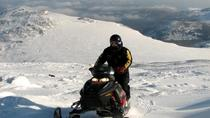 Snowmobile tour to Narodnaya Mountain, Urals, Overnight Tours