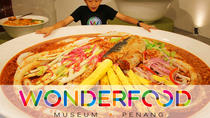 Biglietto d'ingresso al museo Wonderfood Penang, Penang, Museum Tickets & Passes