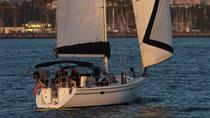 Sail Boat Charters From Hyatt Regency Mission Bay, San Diego, Sailing Trips
